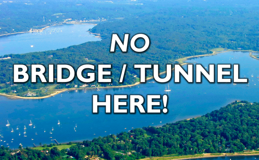 Petition to OPPOSE the Cross Sound Tunnel