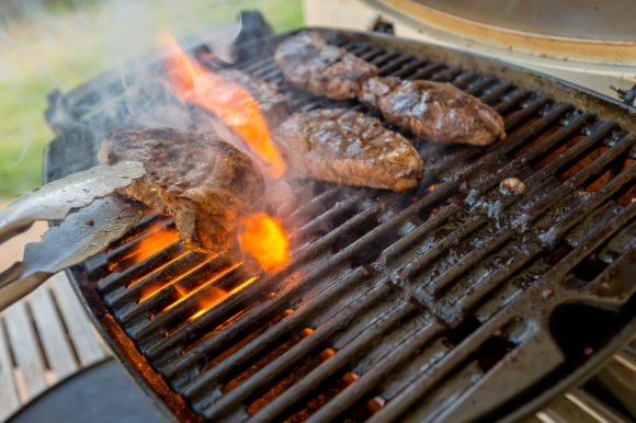 Saladino Issues Food and BBQ Safety Tips in Advance of Memorial Day Weekend
