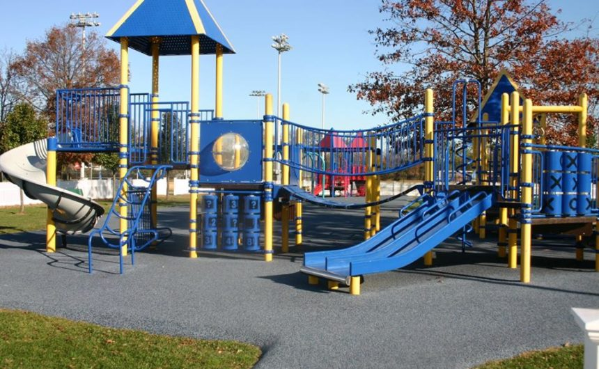 Saladino and Johnson Announce New Playgrounds and Enhancements in Farmingdale, Massapequa, Plainview, and Syosset