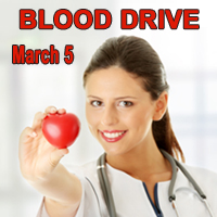 Blood drive slider March 5