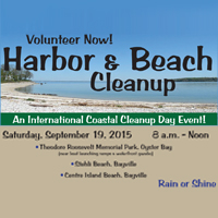 Harbor & Beach Cleanup sept 2015