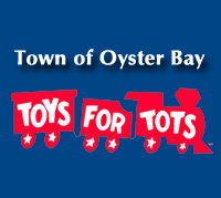 Town of Oyster Bay Announces Annual 'Toys for Tots' Drive