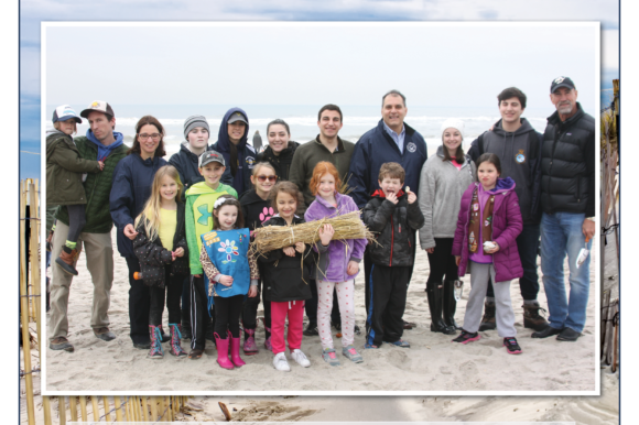 Town Seeks Volunteers for March 27th Dune Stabilization Project