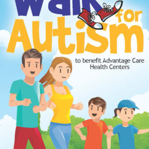 """Supervisor Saladino, Councilman Hand Invite Residents to """"Walk for Autism"""" at Burns Park"""
