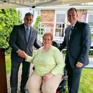 Saladino and Hand: Home Improvement Assistance Available for Homeowners with Physical Disabilities