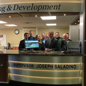 Saladino and Imbroto Announce Same-Day-Permit Program