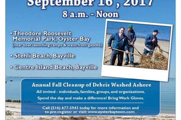 Saladino and Johnson invite Residents to Harbor & Beach Clean-Up Event this Saturday