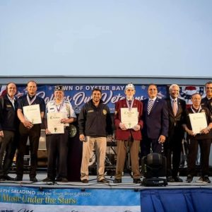 Town of Oyster Bay Salute to Veterans