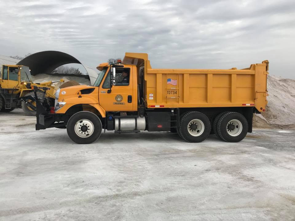 Saladino:  Town Snow-Fighting Crew Prepared as Storm Approaches Region