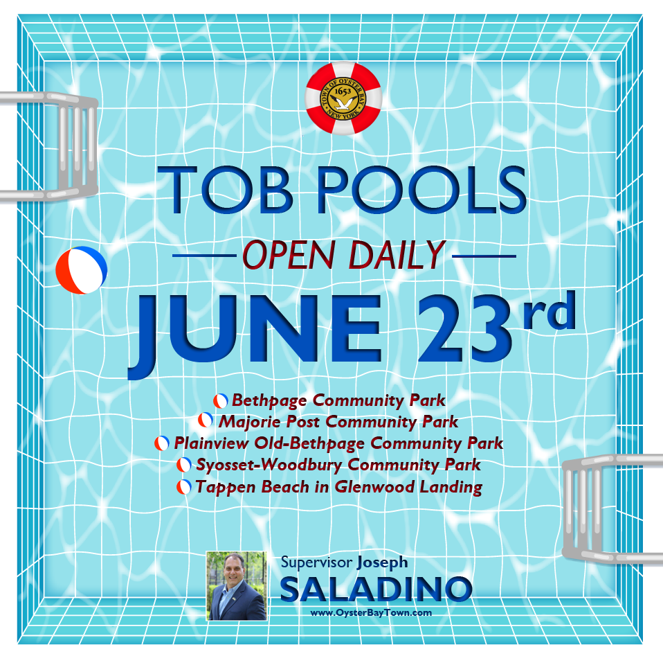 Saladino, Hand Announce Pool Pass Pre-Registration to Begin May 26th