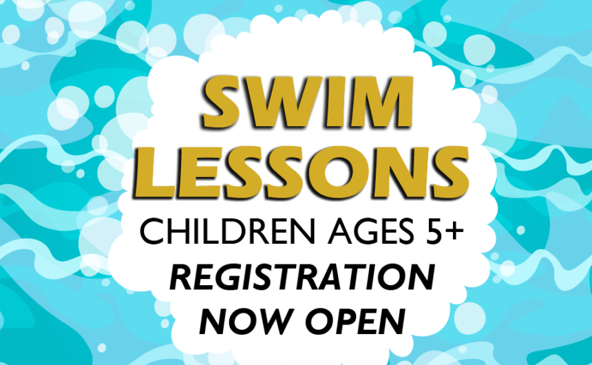 Saladino Announces Registration for Community Park Pool Swim Lessons and Swim Teams