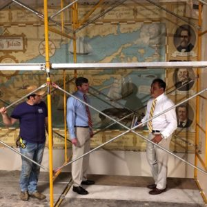 Saladino, Imbroto Announce New Home for Historical Sears Mural