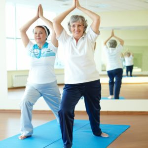 Saladino, Johnson Announce Free February Senior Citizen Yoga Classes