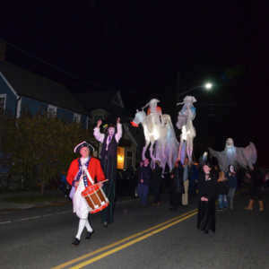"""Raynham Hall Museum Hosts 5th Annual """"Ghost Walk"""" Parade on Saturday, October 30th"""