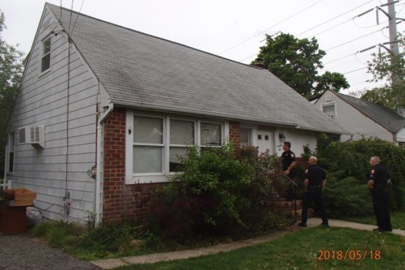 Town Code Enforcement Vacates Squatters and Illegal Rental from Bethpage Community
