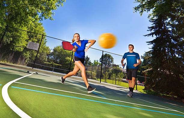 Saladino, Johnson Announce Plans for New Pickleball Courts in Bethpage