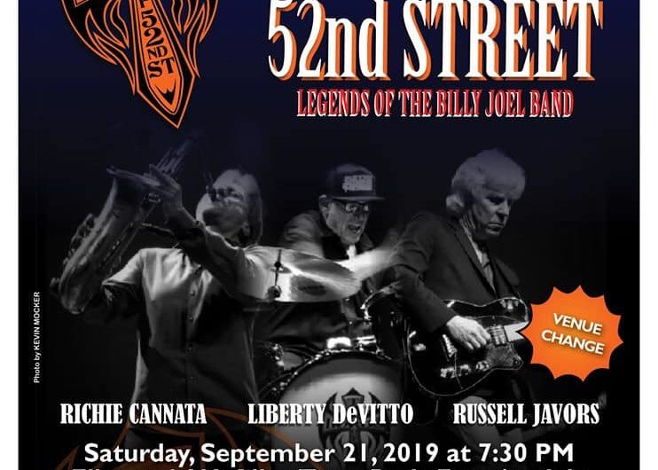 Saladino Invites Residents to 'One Last Summer Blast' Concert with Lords of 52nd Street