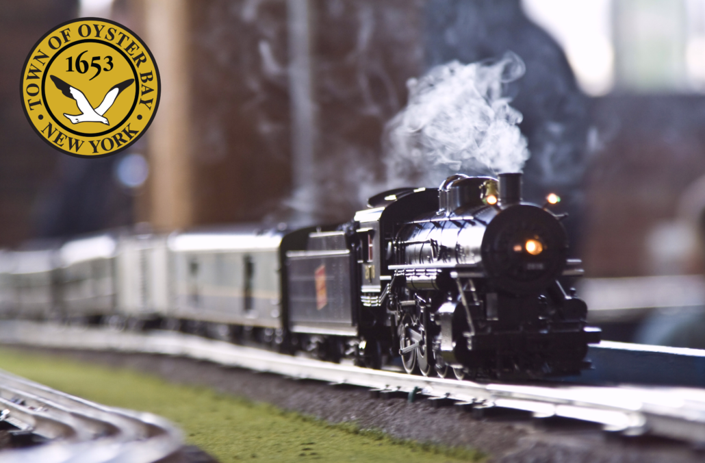 Model Train Show to Benefit Oyster Bay Railroad Museum
