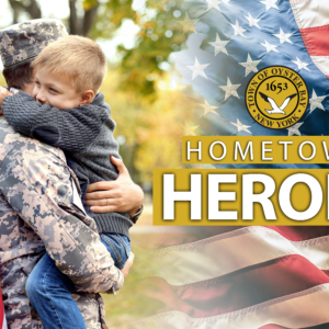 New Hometown Heroes Banner Program Launched as Veterans Day Approaches