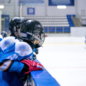 Town Awarded NHL Grant to Acquire New Equipment for Youth Ice Hockey Program