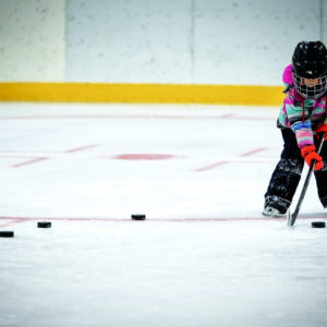 Saladino Announces Free Girls Youth Hockey Clinics