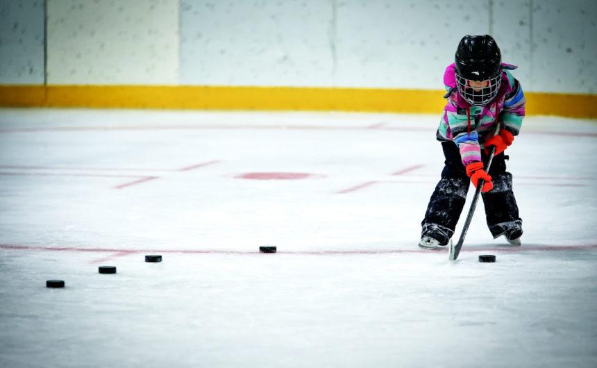 Saladino Announces Free Girls Youth Hockey Clinics