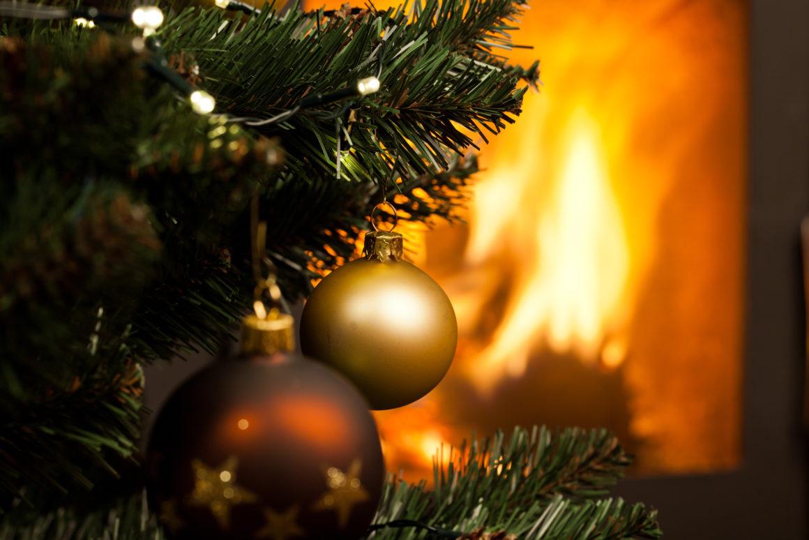 Saladino, Massapequa Fire Department Fire Department Offer Christmas Tree Fire Safety Tips