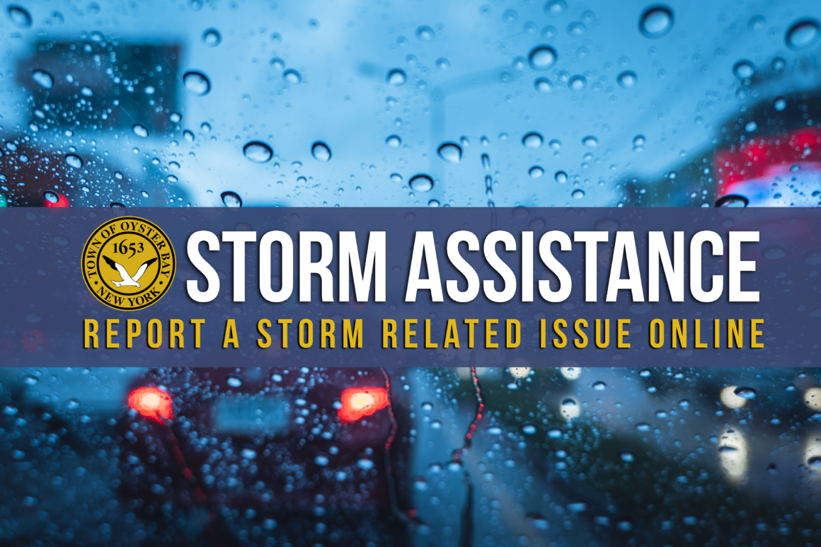 Town of Oyster Bay Storm Assistance Form