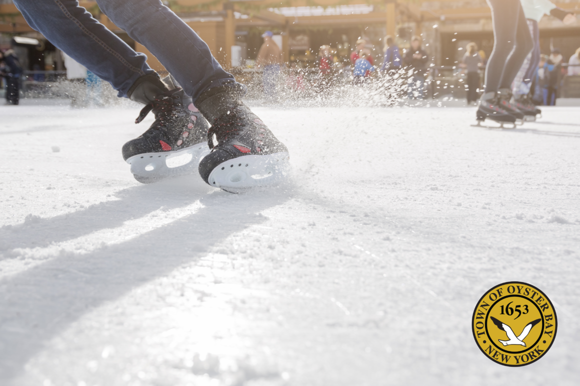 Town Announces Public Skating Sessions for Winter Recess