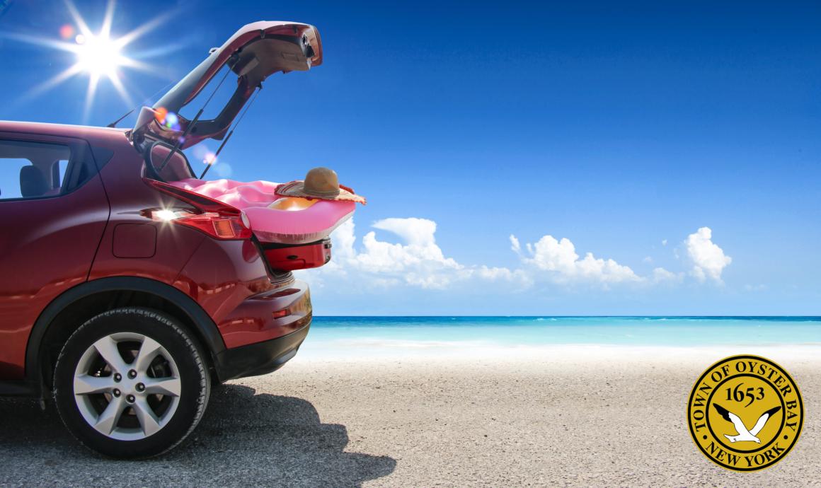 Town Beach Parking Sticker Sale Begins May 16th after One Week Postponement