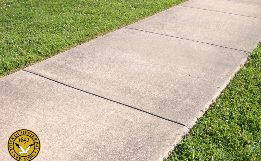 Town Eliminates Sidewalk Repair Permit Fee