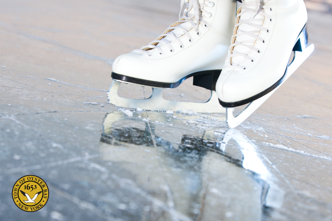 Saladino, Town Board Announce Free Holiday on Ice Performance on December 21st