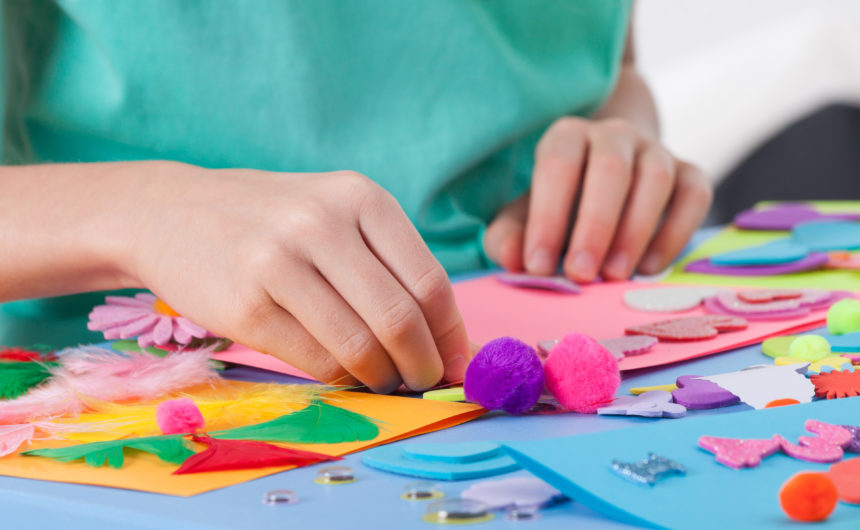Saladino Announces Fall 2018 Toddler Arts and Crafts Program