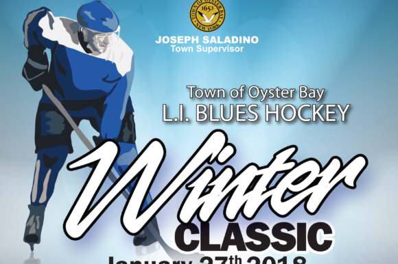Saladino and Macagnone Announce Free Long Island Blues Winter Classic