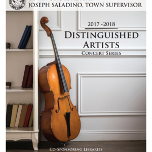 Saladino:  Free Musical Performances At Local Libraries In December