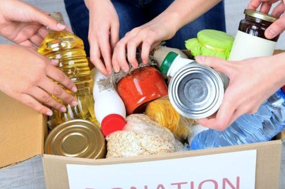 Saladino, Hand Announce 'Helping Through the Holidays' Food Drive