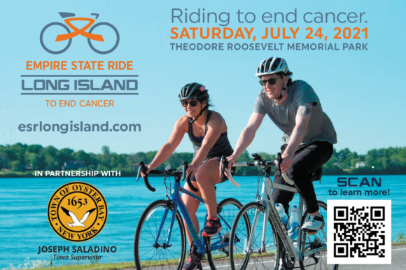 Town to Host Empire State Ride Long Island to End Cancer