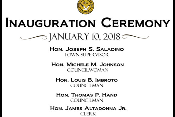 2018 Inauguration Ceremony