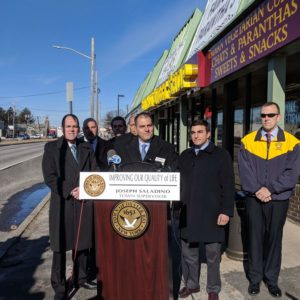 Town Announces Crackdown on Illegal Business Signs & Neon Lights Polluting Local Communities