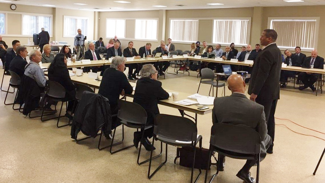 Saladino Announces First Planning Meeting for Downtown Hicksville
