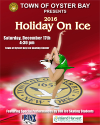 Councilwoman Alesia Announces Annual Town 'Holiday on Ice Show' to be Held December 17
