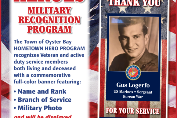 Hometown Heroes – Military Recognition Program