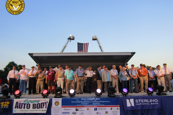 Saladino to Honor Veterans at the Town's Salute to America on July 9th in Massapequa
