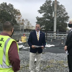 Bethpage Ballfield Environmental Remediation Project Now Operational