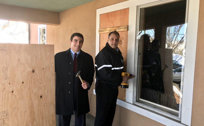 Saladino, Imbroto & Altadonna Demonstrate Commitment to Combat 'Zombie' Homes
