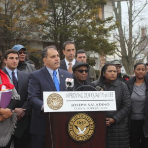 Saladino, Imbroto & Altadonna Announce Strengthened Law to Combat 'Zombie' Homes