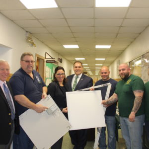 Oyster Bay to Save $1.4 Million in Energy Costs Through New LED Bulbs & Fixtures Installed in Town Halls