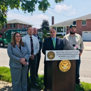 Town Announces Crackdown on Uninsured  and Unlicensed Landscapers