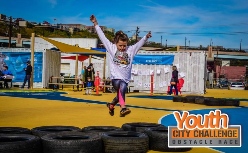 Saladino, Johnson Invite Residents to Sign up for Youth 'City Challenge' Race at Burns Park