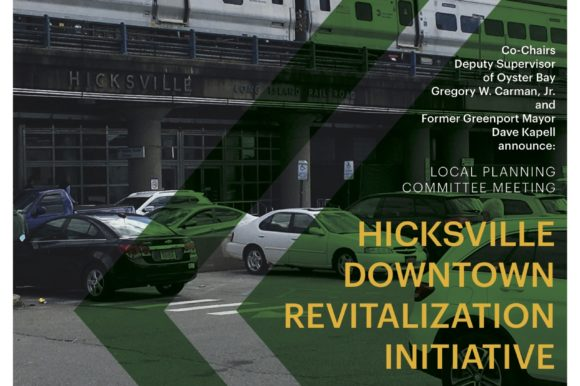 Saladino, Macagnone Announce Fourth Local Planning Meeting for Downtown Hicksville Redevelopment
